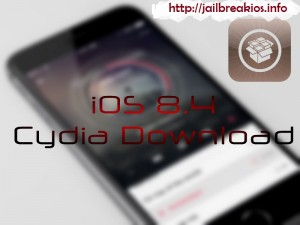 cydia download 8.4