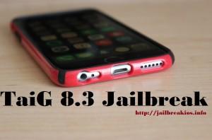 ios 8.3 taig jailbreak