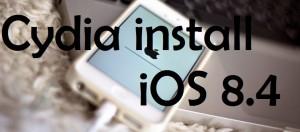 cydia install iOS 8.4