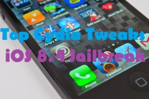 cydia tweaks iOS 8.4 jailbreak