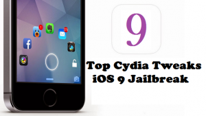 cydia tweaks ios 9