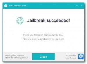 taig jailbreak 2.1.3