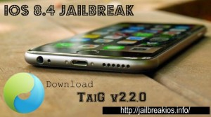 taig v2.2 jailbreak