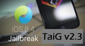 taig 2.3.0