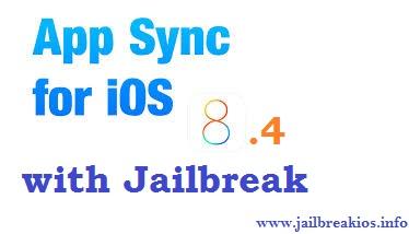 app sync ios 8.4