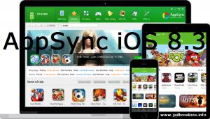 appsync ios 8.3