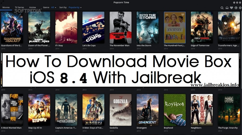 Download MovieBox for PC,Laptop - Windows