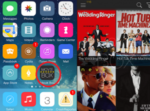 movie box ios 8.4