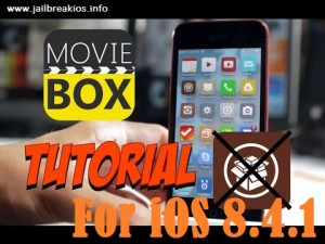 moviebox ios 8.4.1