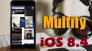 multify ios 8.4