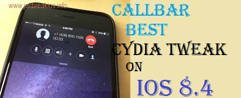 callbar download iOS 8 4 – iOS 12 / 2019 / iPhone XS related