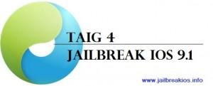 TAIG JAILBREAK IOS 9.1