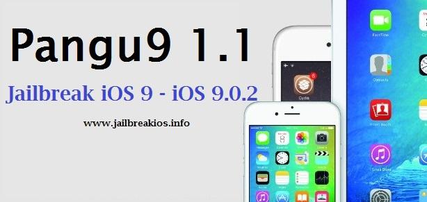 pangu9 1.1 jailbreak