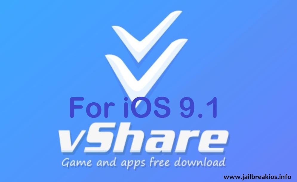 iOS 9.1 VShare