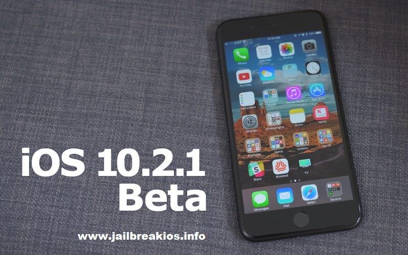 iOS 10.2.1 Beta 2 Download
